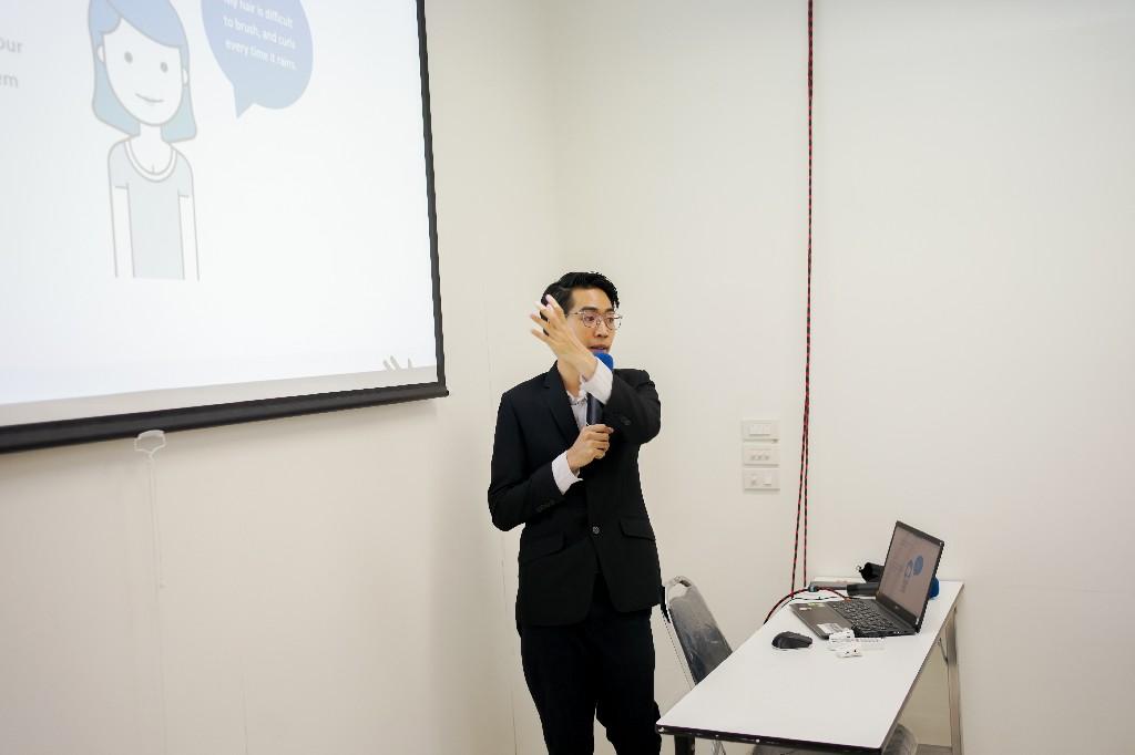 บรรยากาศสอน Class เรียน digital marketing